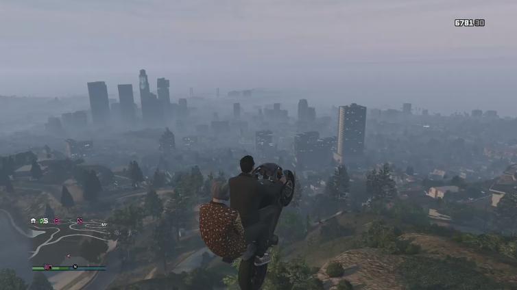 dippywom playing Grand Theft Auto V