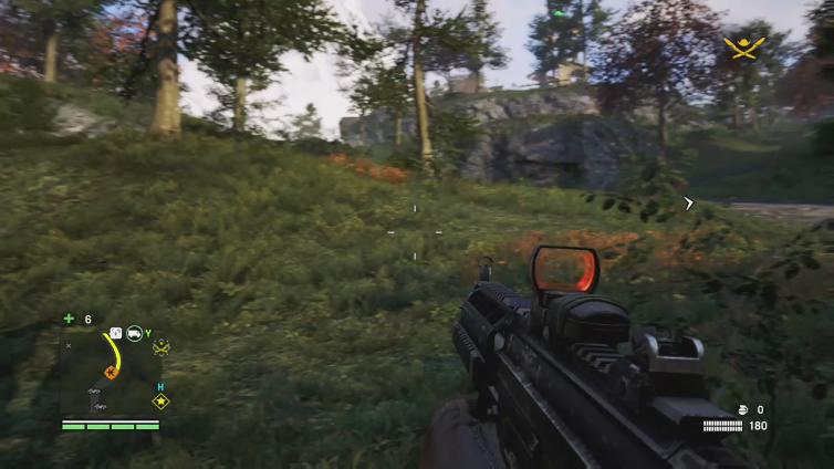 AlcantaraRW playing Far Cry 4